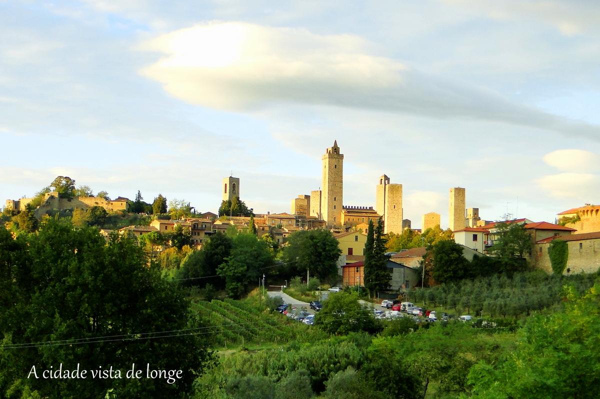 Um pouco mais de San Gimignano